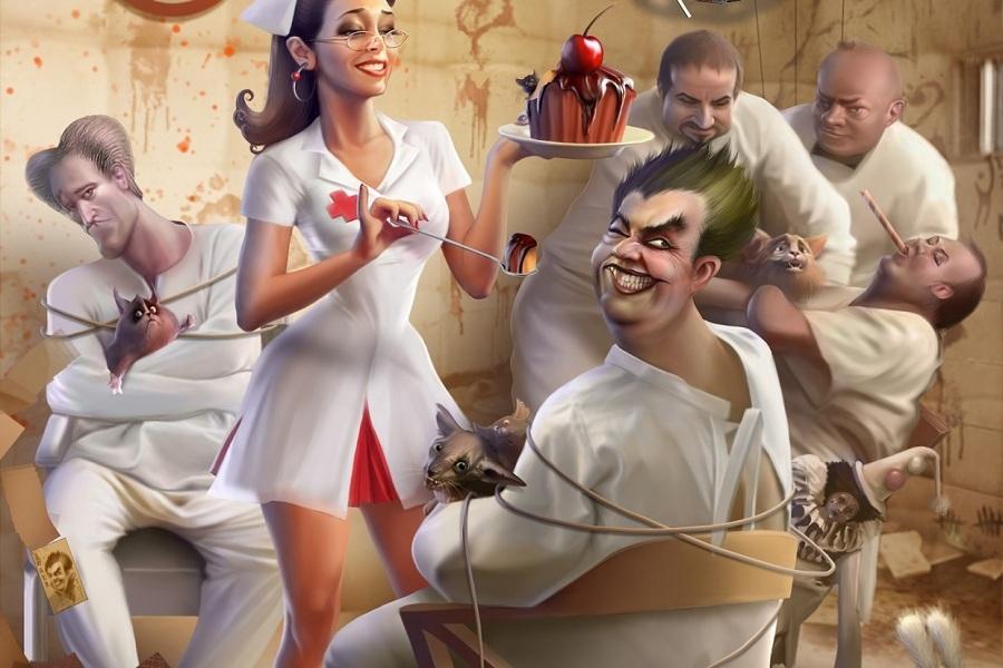 Смешные картинки психиатрия